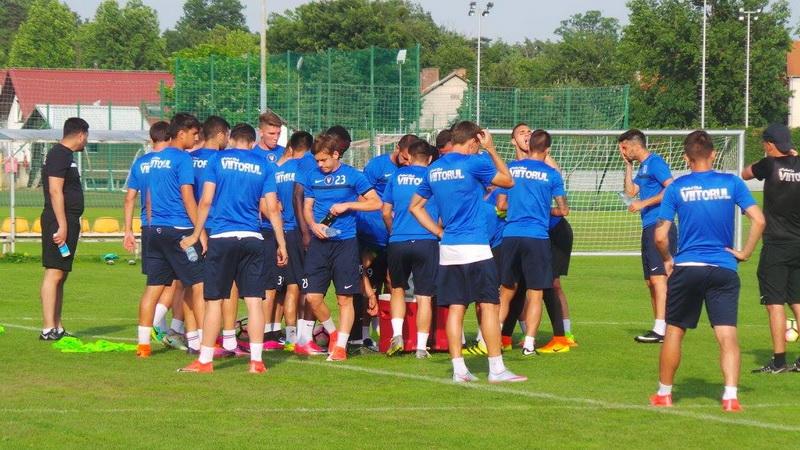 Ponturi fotbal NK Aluminij – FC Viitorul – amical