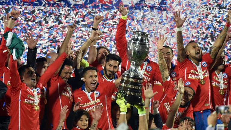 Cupa Confederatiilor 2017 – Prezentare Chile