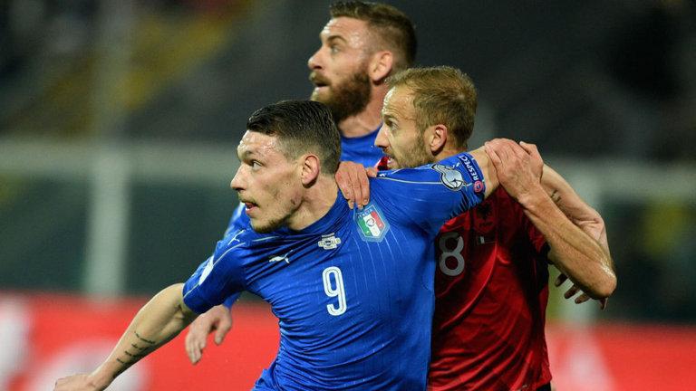 Ponturi pariuri – Italia – Liechtenstein – Preliminarii CM