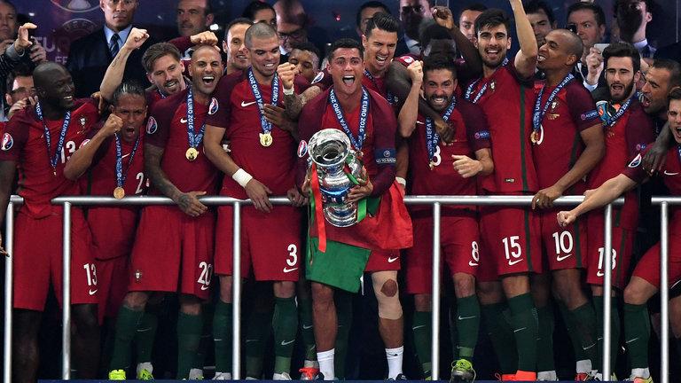 Cupa Confederatiilor 2017 – Prezentare Portugalia