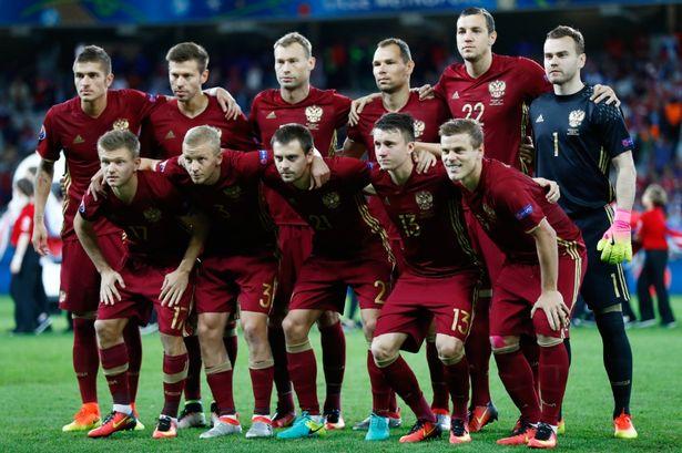 Cupa Confederatiilor 2017 – Prezentare Rusia