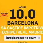 Cota mult marita pentru catalani in El Clasico
