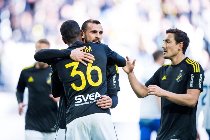Ponturi fotbal AIK Stockholm – Norrkoping – Allsvenskan