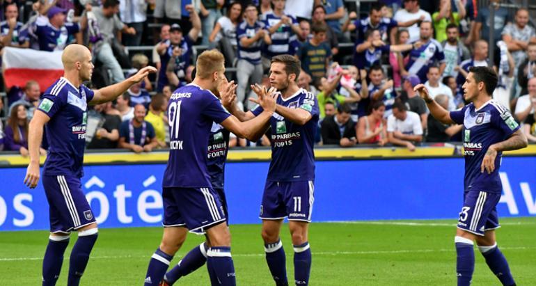 Ponturi fotbal Anderlecht – Waregem – Supercupa Belgiei