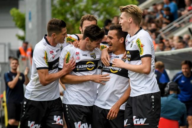 Ponturi fotbal Gent – Altach – Europa League