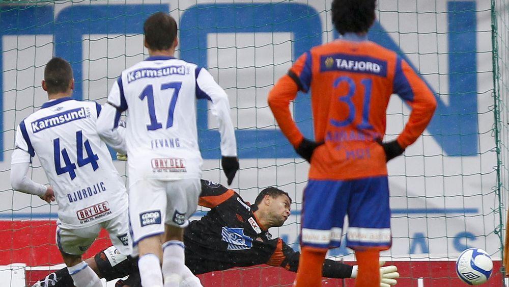Ponturi fotbal Haugesund – Aalesund – Eliteserien