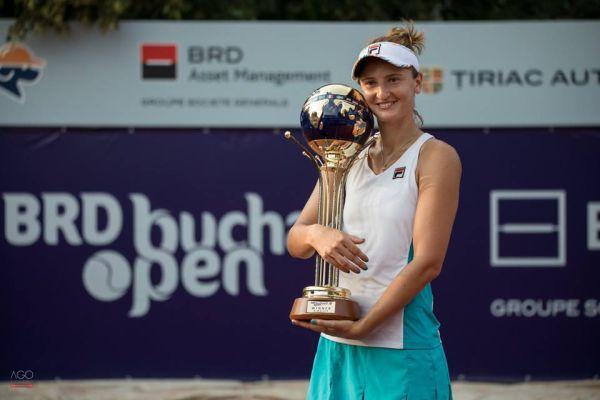 Irina Begu castiga turneul WTA de la Bucuresti