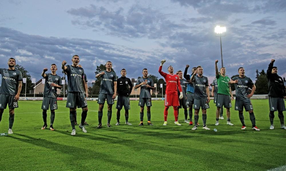 Ponturi fotbal Legia – Mariehamn – Liga Campionilor