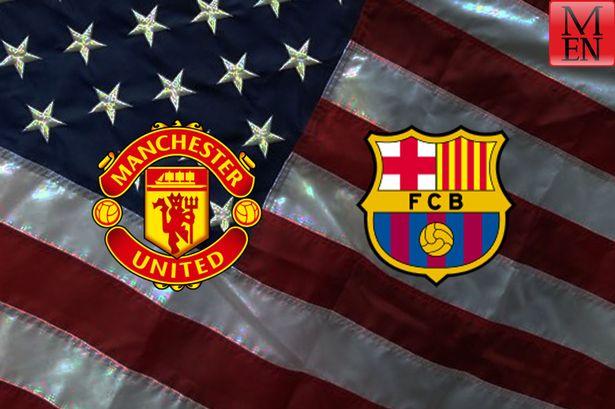 Ponturi fotbal Barcelona – Manchester United – International Champions Cup