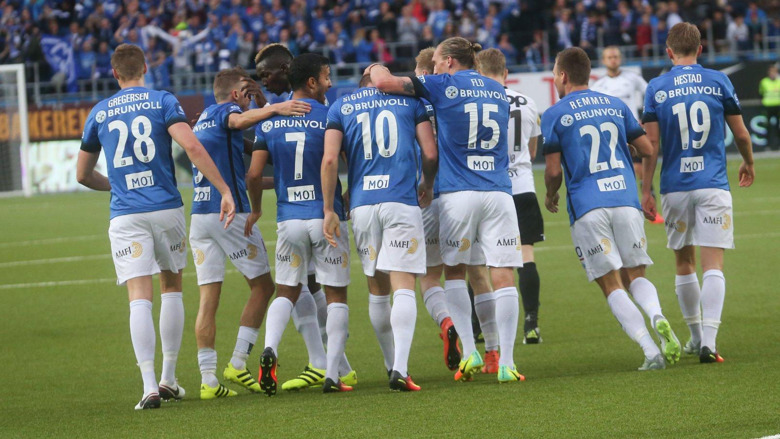 Ponturi fotbal Molde – Stromsgodset – Eliteserien