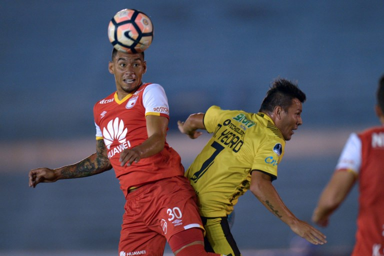 Ponturi fotbal Santa Fe – Fuerza – Copa Sudamericana