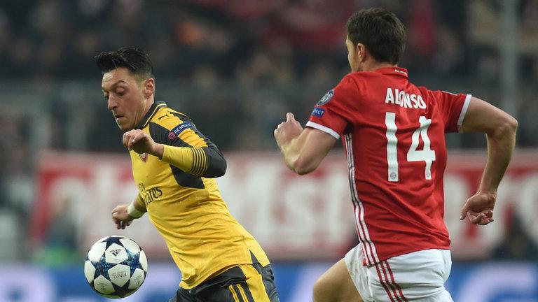 Ponturi fotbal – Bayern Munchen – Arsenal – International Champions Cup