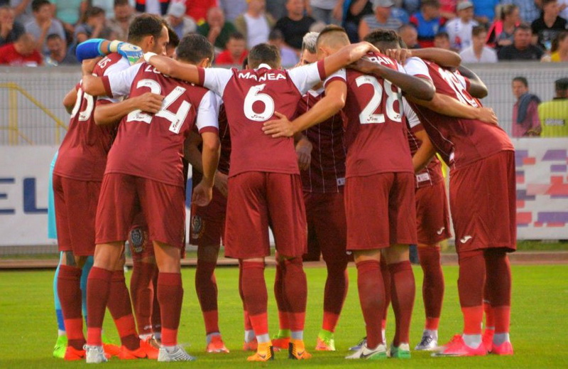 Ponturi fotbal Gaz Metan Mediaș – CFR Cluj – Liga 1 Betano