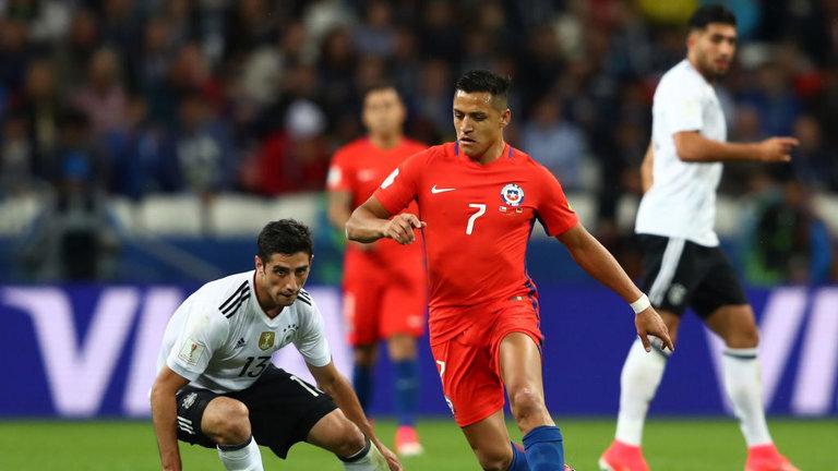 Ponturi fotbal – Chile – Germania – Cupa Confederatiilor