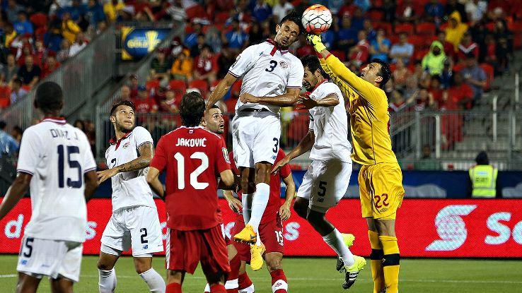 Ponturi pariuri – Costa Rica – Canada – Gold Cup
