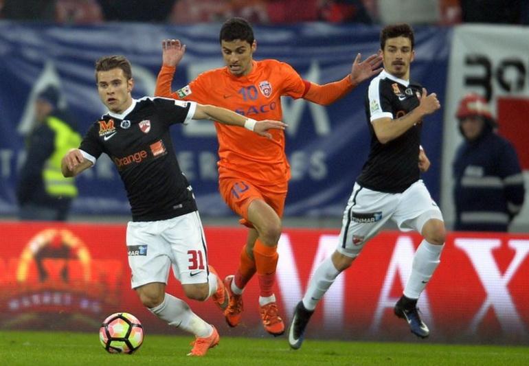 Ponturi fotbal Dinamo Bucureşti – FC Botoșani – Liga 1