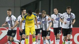 Sligo Rovers - Dundalk