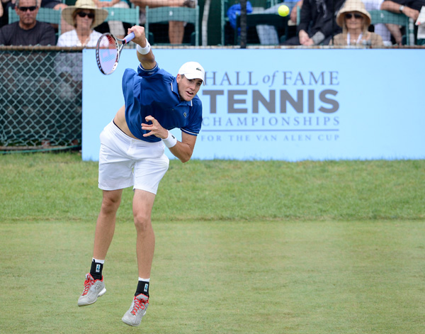 Ponturi Tenis Isner – Groth – Newport (SUA)