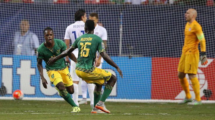 Ponturi fotbal – SUA – Jamaica – Gold Cup