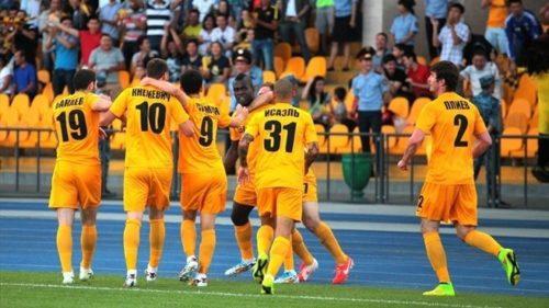 FK Akzhayik - Kairat Almaty