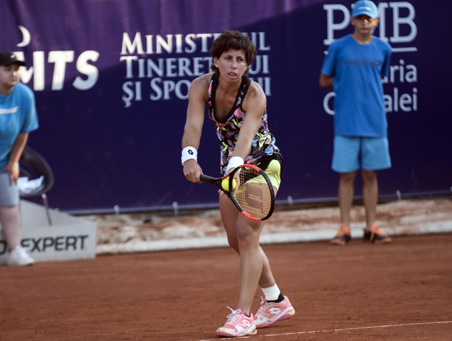 Ponturi Tenis Begu – Suarez Navarro – Bucuresti