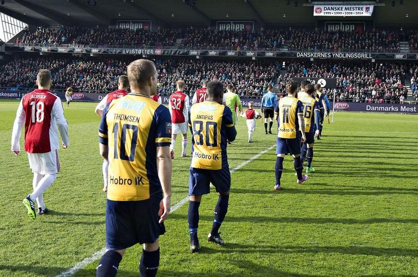 Ponturi fotbal Aalborg – Hobro – Superliga