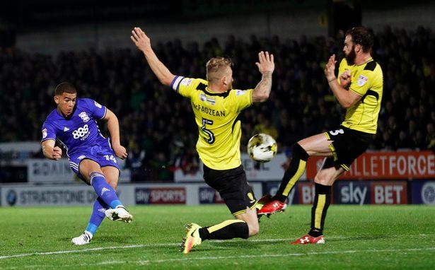 Ponturi fotbal Burton – Birmingham – Championship