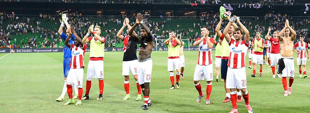 Ponturi fotbal Crvena Zvezda – Krasnodar – Europa League