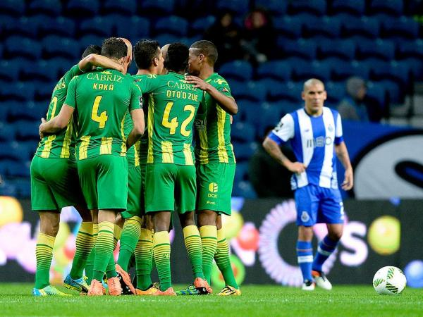 Ponturi fotbal Tondela – FC Porto – Primeira Liga