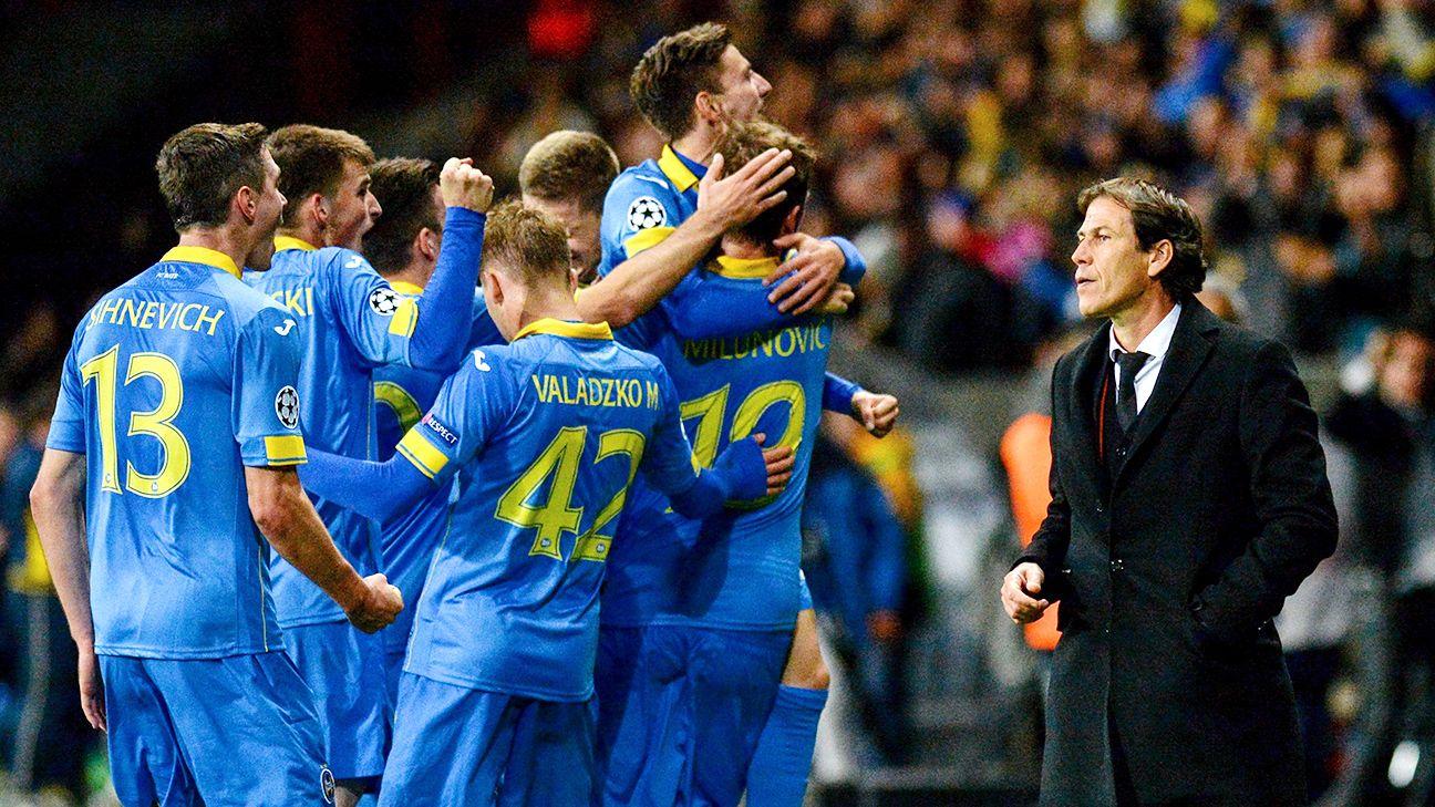 Ponturi fotbal – BATE Borisov – Oleksandriya – Preliminarii Europa League