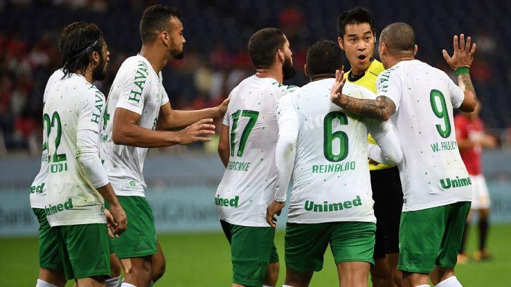 Ponturi pariuri – Chapecoense – Corinthians – Brazilia Serie A