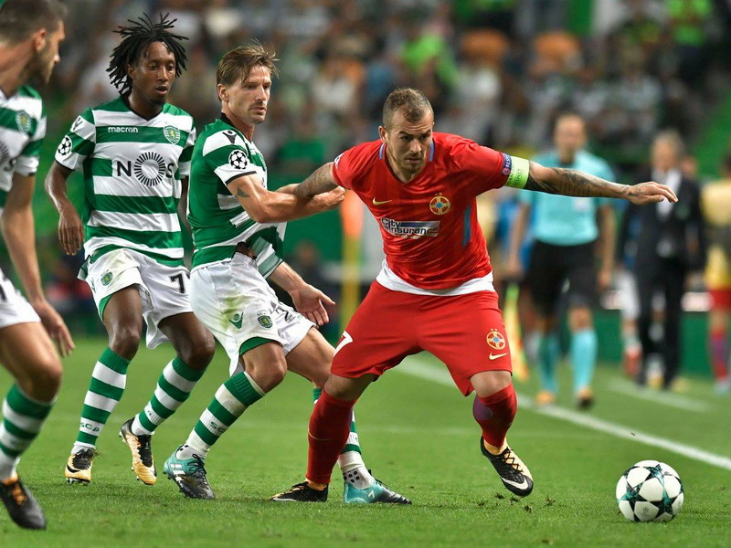 Ponturi fotbal FCSB – Sporting Lisabona – Liga Campionilor