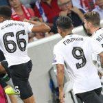 Liverpool - Hoffenheim