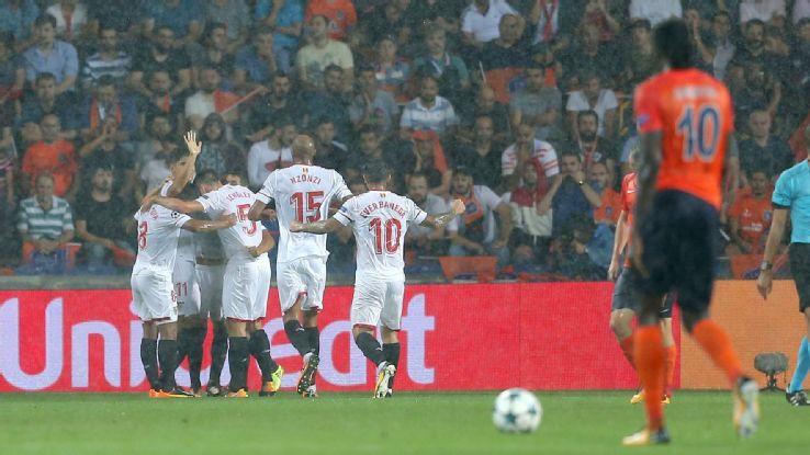 Ponturi fotbal – Sevilla – Basaksehir – Preliminarii Champions League