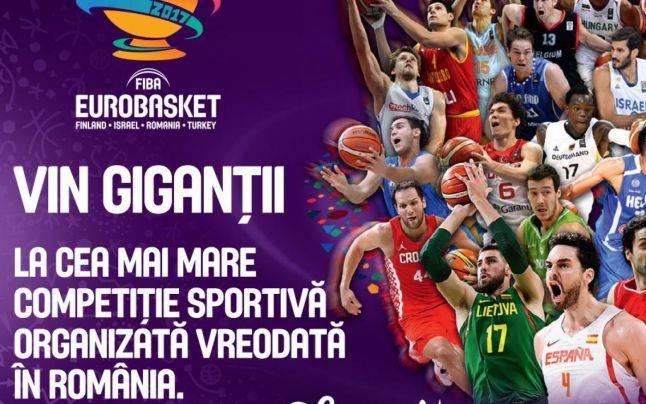Ponturi baschet – VALUE BET pentru ultimul duel al Romaniei la EuroBasket