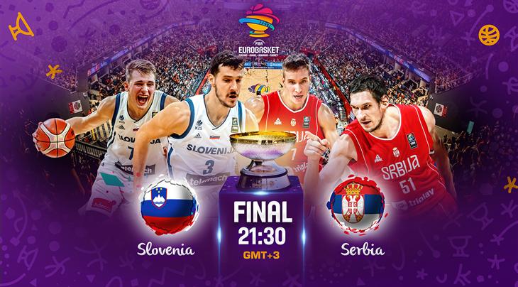 Ponturi baschet – Vlad merge pe Slovenia pentru medalia de aur la EuroBasket 2017