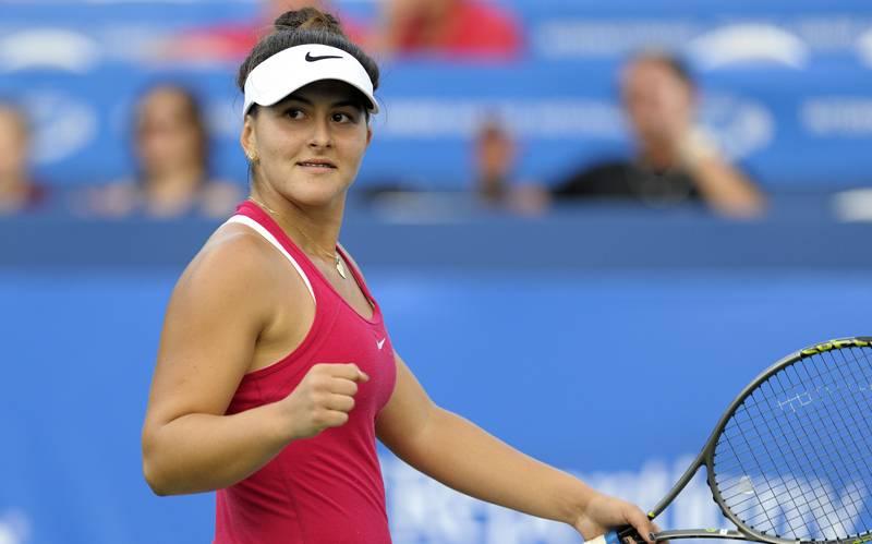 Ponturi Tenis Andreescu – Brady – Quebec (CAN)
