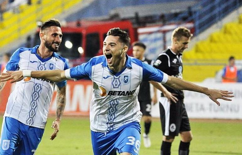 Ponturi fotbal Sepsi Sfântu Gheorghe – CS Universitatea Craiova – Liga 1 Betano