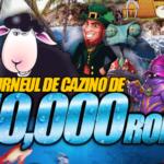 Participa la turneul cu premii totale de 40000 RON