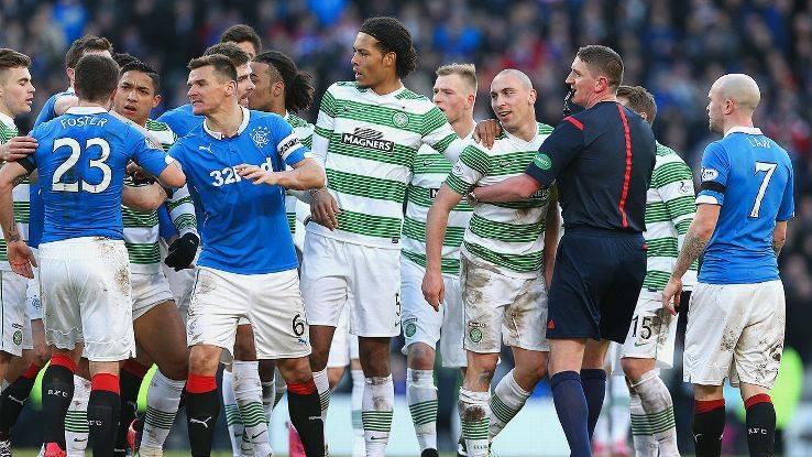 Ponturi fotbal Glasgow Rangers – Celtic – Premiership