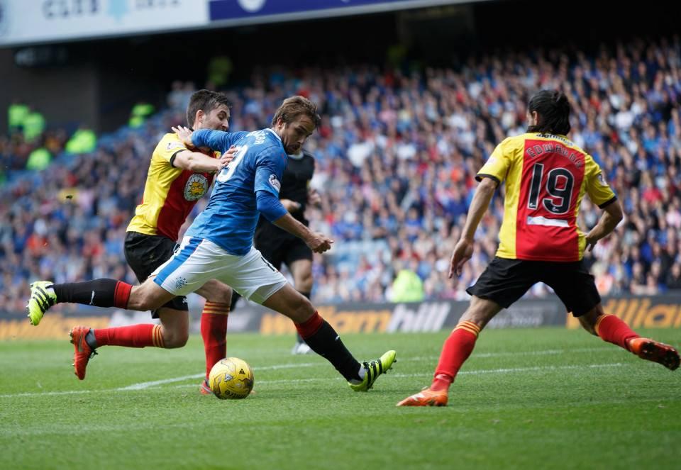 Ponturi fotbal Partick – Rangers – Premiership