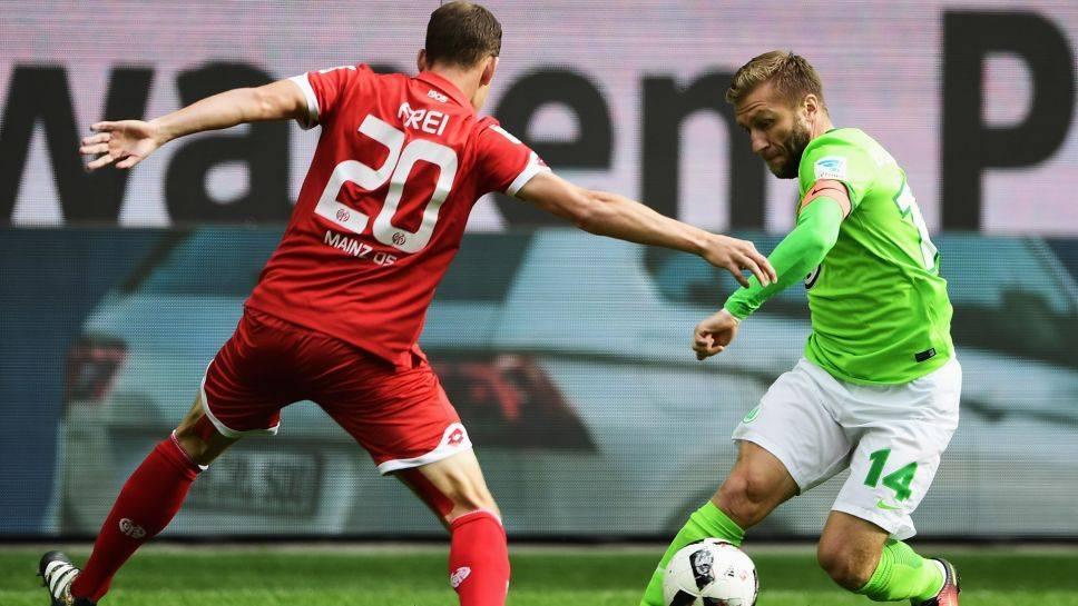 Ponturi fotbal Wolfsburg – Mainz – Bundesliga