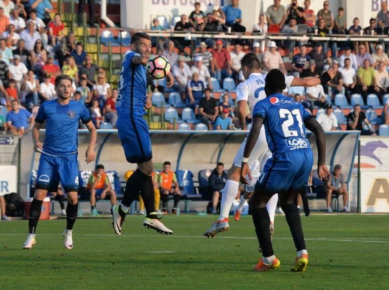 Ponturi fotbal FC Botoșani – FC Viitorul – Liga 1 Betano