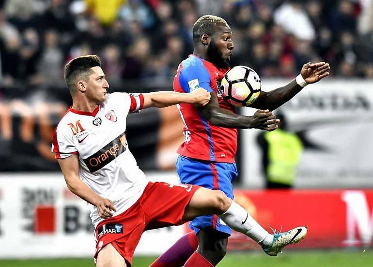 Ponturi fotbal FCSB – Dinamo București – Liga 1 Betano