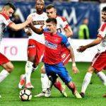 FCSB triumfa in derby