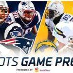 Ponturi NFL – Los Angeles Chargers merg in forma maxima pe Foxborough