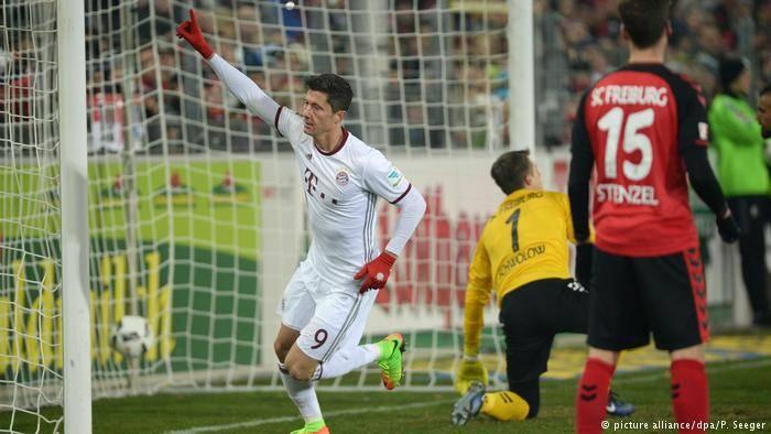 Ponturi fotbal Bayern Munchen – Freiburg – Bundesliga