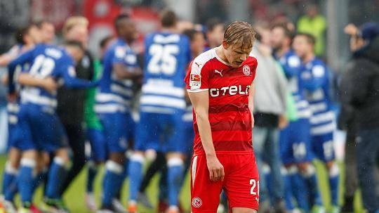 Ponturi fotbal Dusseldorf – Duisburg – Zweite Bundesliga