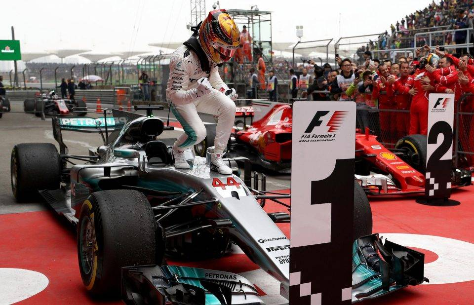 Lewis Hamilton poate deveni campion mondial in acest weekend