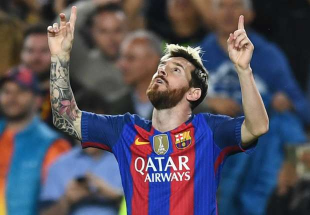 Messi ajunge la 100 goluri in cupele europene